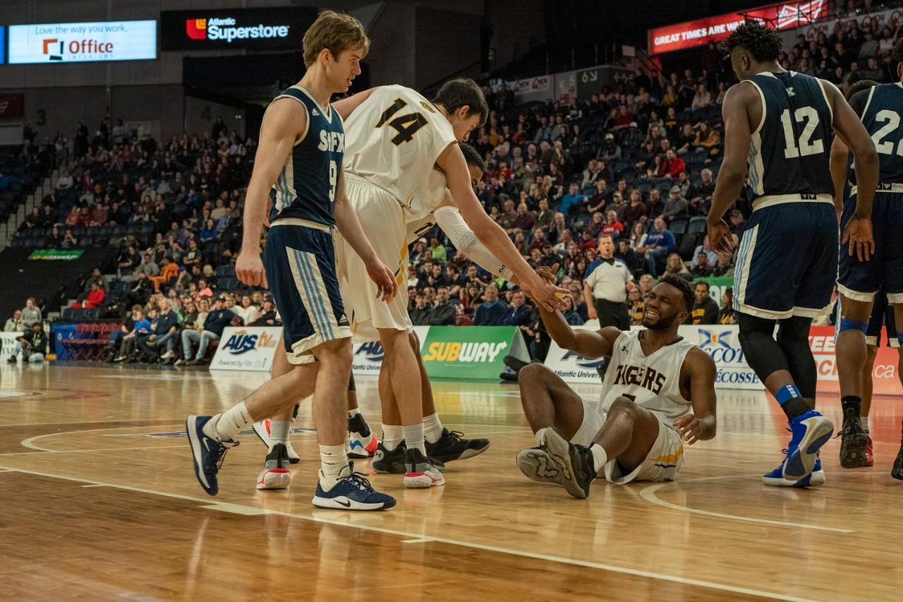 Basketball Finale